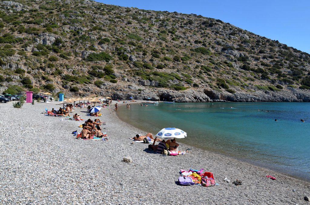 Avlonia Beach South Chios Mastic mastiha Mastihohoria