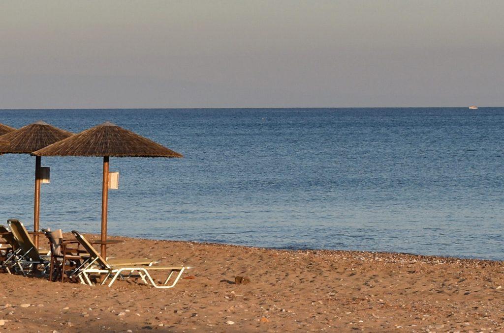 Komi Beach South Chios Mastic mastiha Mastihohoria