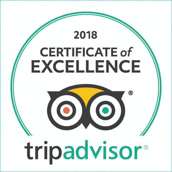 Tripadvisor Emporios Bay Hotel in Chios Award