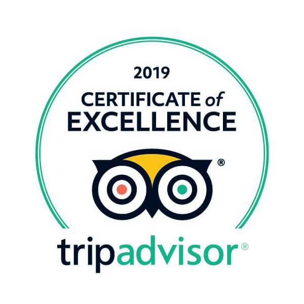 Tripadvisor Emporios Bay Hotel in Chios Award 2019