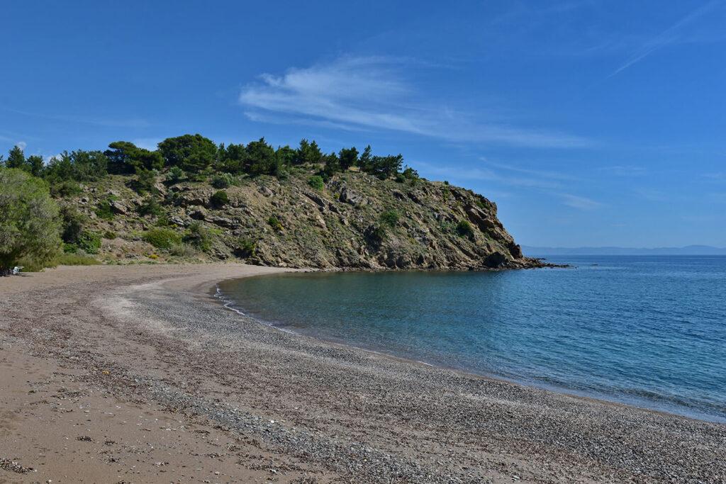 Lefkathia Beach Emporios Bay Hotel in Chios