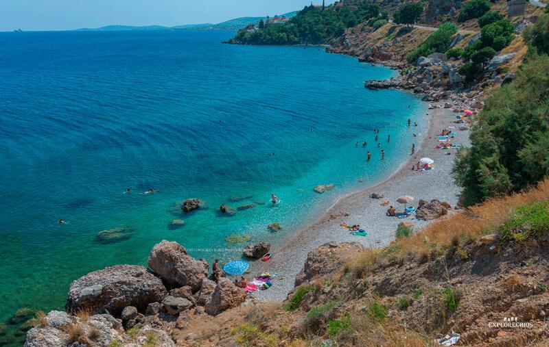 Mersinidi Emporios Bay Hotel in Chios